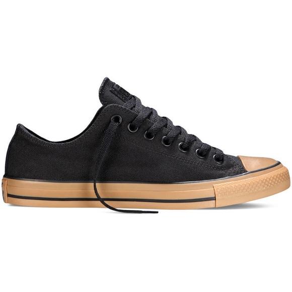 67142a040f87 Converse Other - Converse CT ox black gum sole men s 9